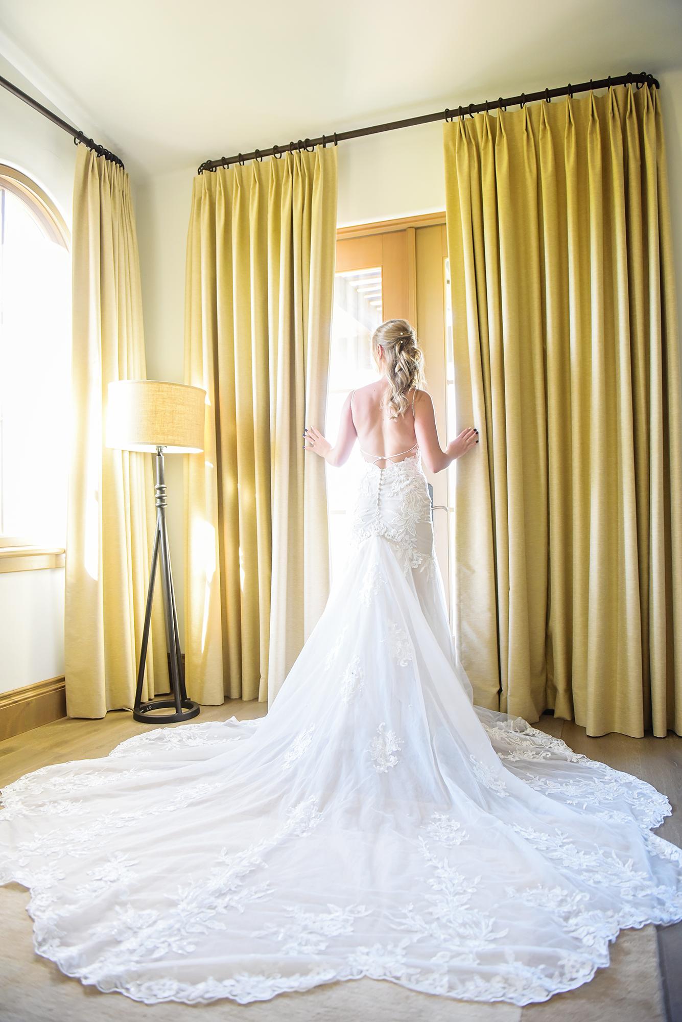 Wedding in Plymouth California