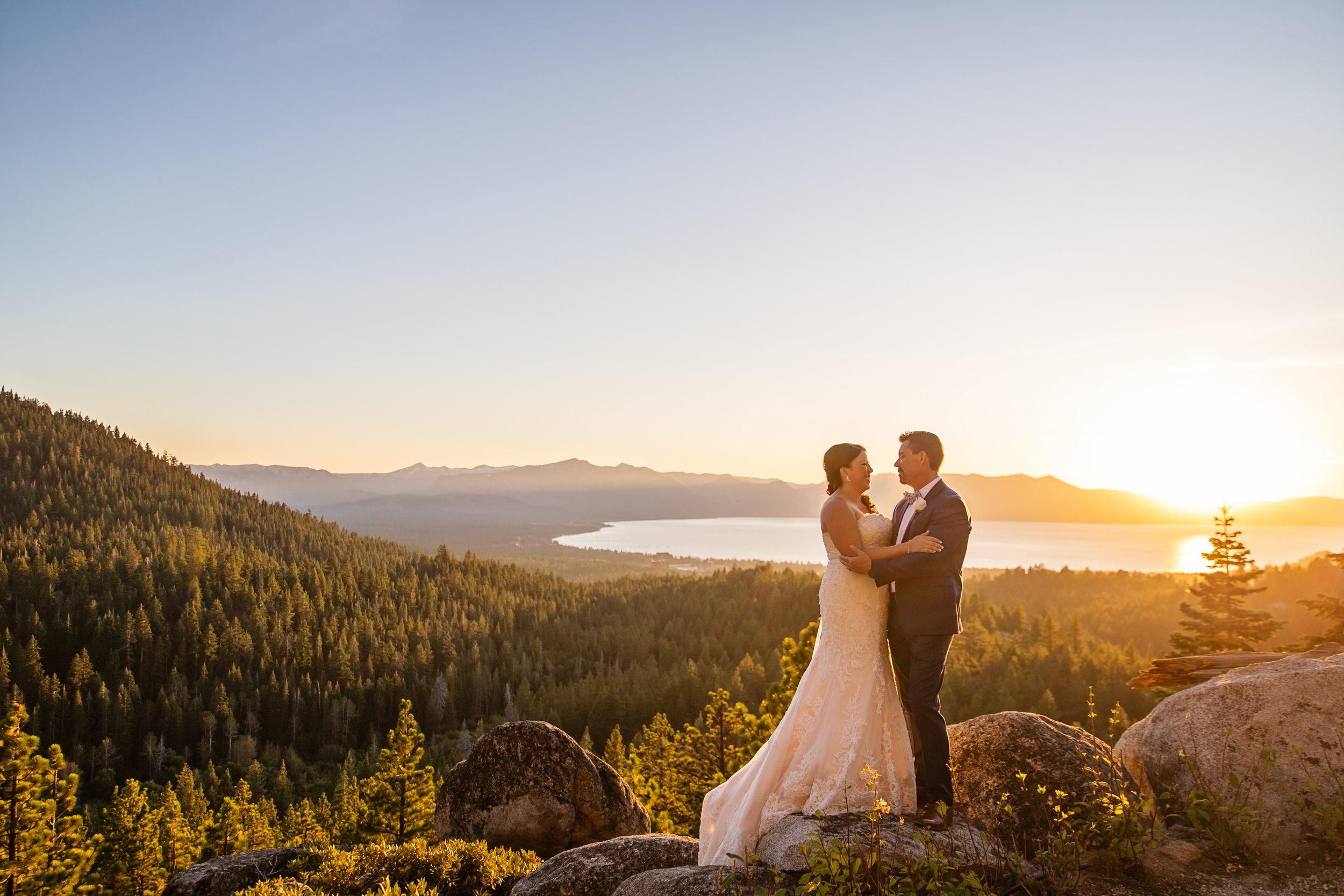 Destination Wedding in South Lake Tahoe