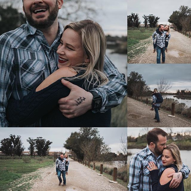 The mandatory victory lap after she said yes! 🤣😛 . . . #proposal #sacramentophotographer #moodygrams #sacbride #realweddings #love #engagementphotos #engagementring #shesaidyes #sacramentoweddingphotographer #theknot #marthastewartweddings #mastinlabs #fuji400h #instagramers #intimatewedding #igers