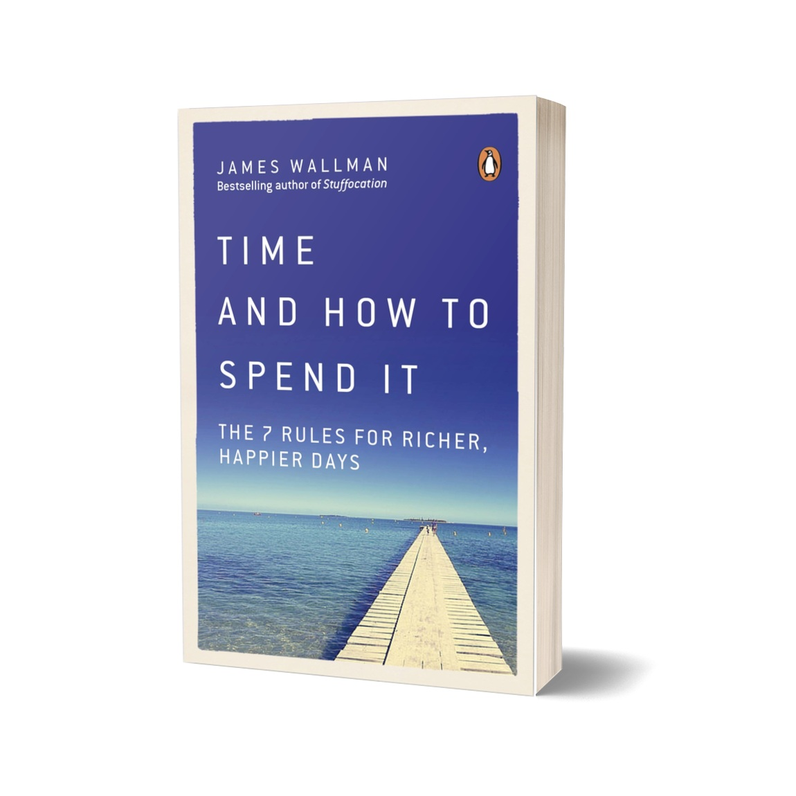 Sample chapter - Find out why we think we're time-poor, when really we're time-rich, and discover the 7-rule checklist for richer, happier living.
