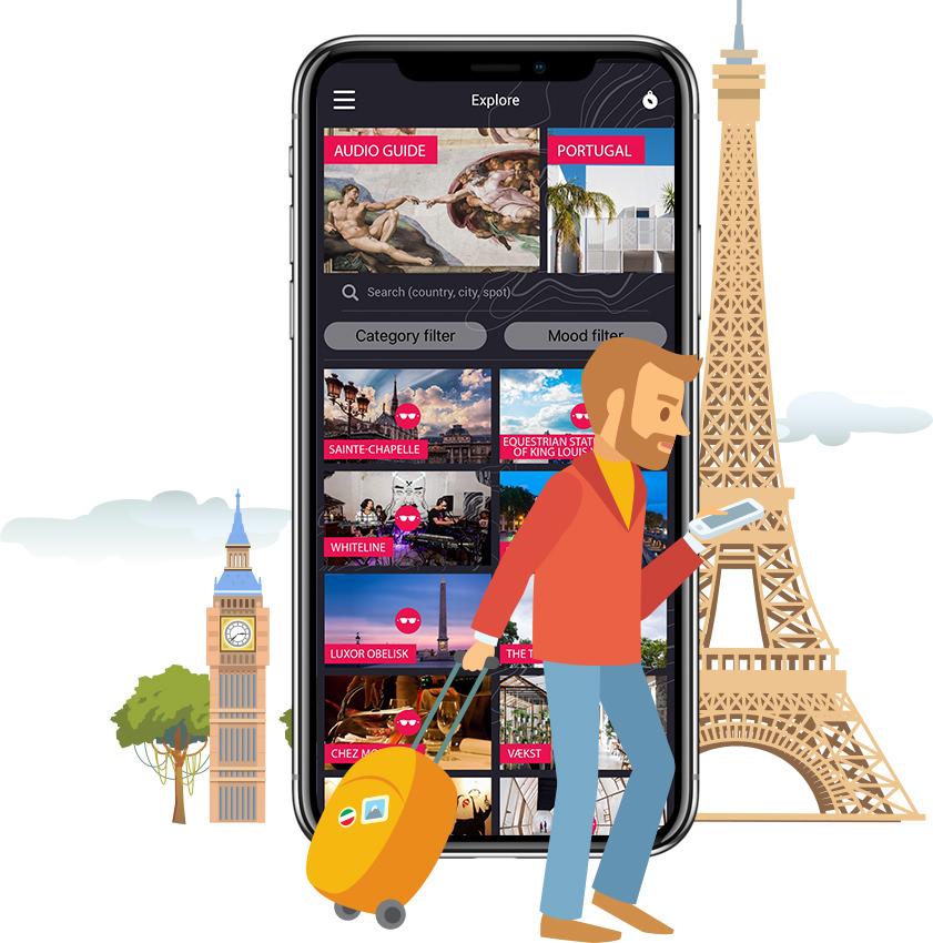Local Traveller Application