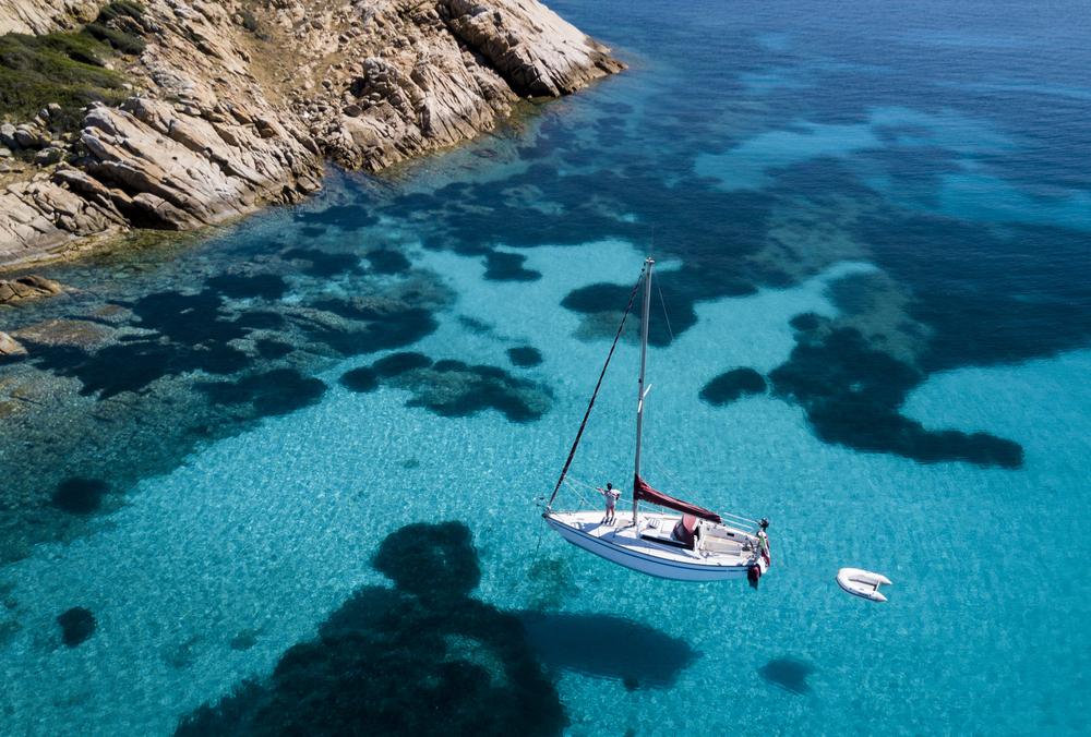 Mortoria island - Sardegna