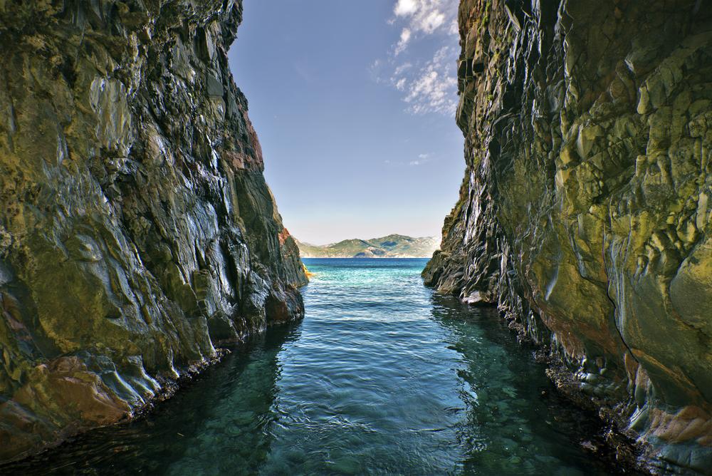 grotto in Scandola Nature reserve in Corsica.jpg