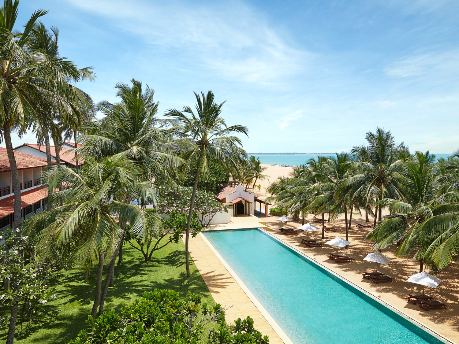 Sri Lanka's best beach resort hotels for a tailor made family trip