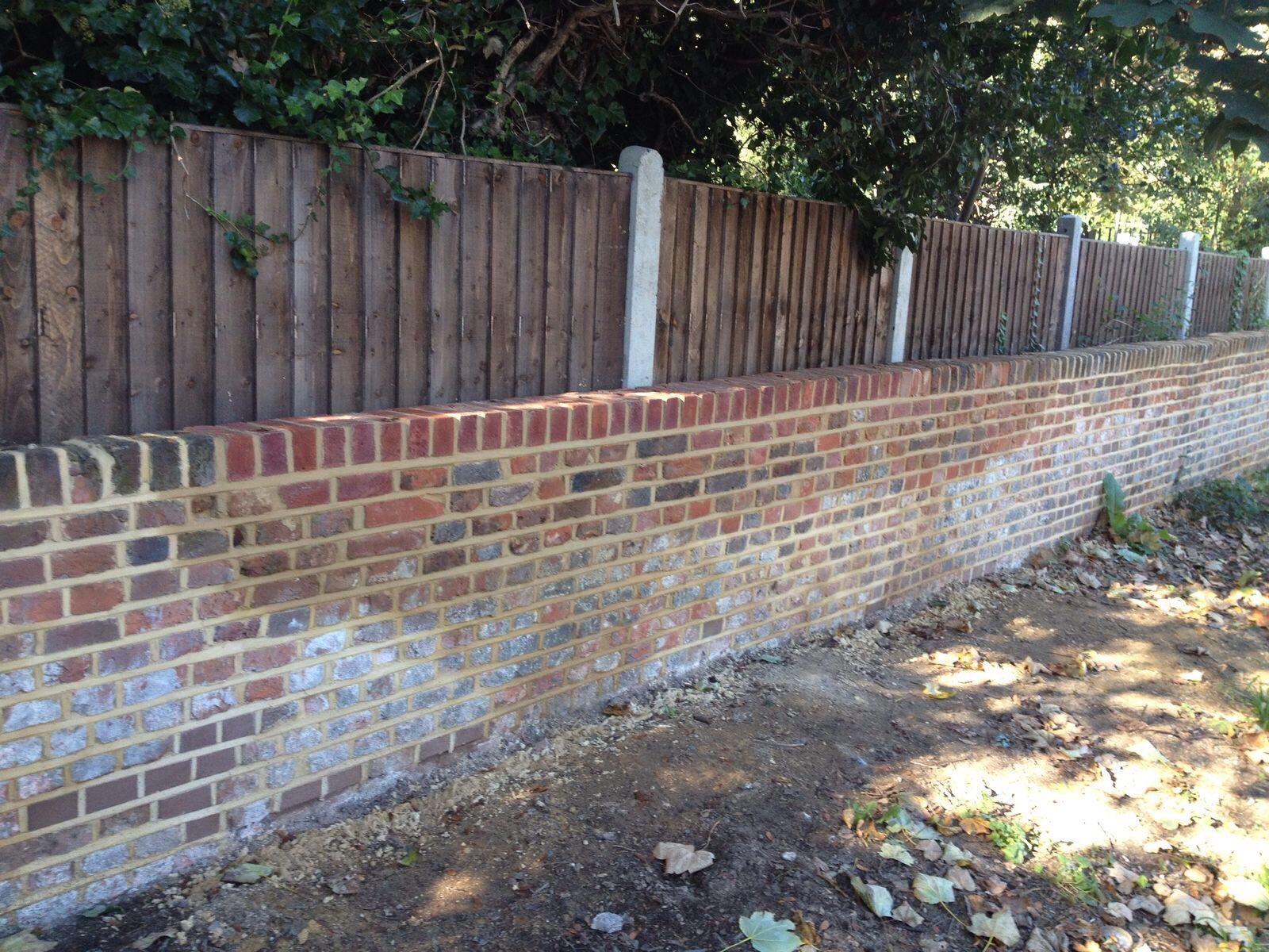 Brick Restoration Project 2 - After
