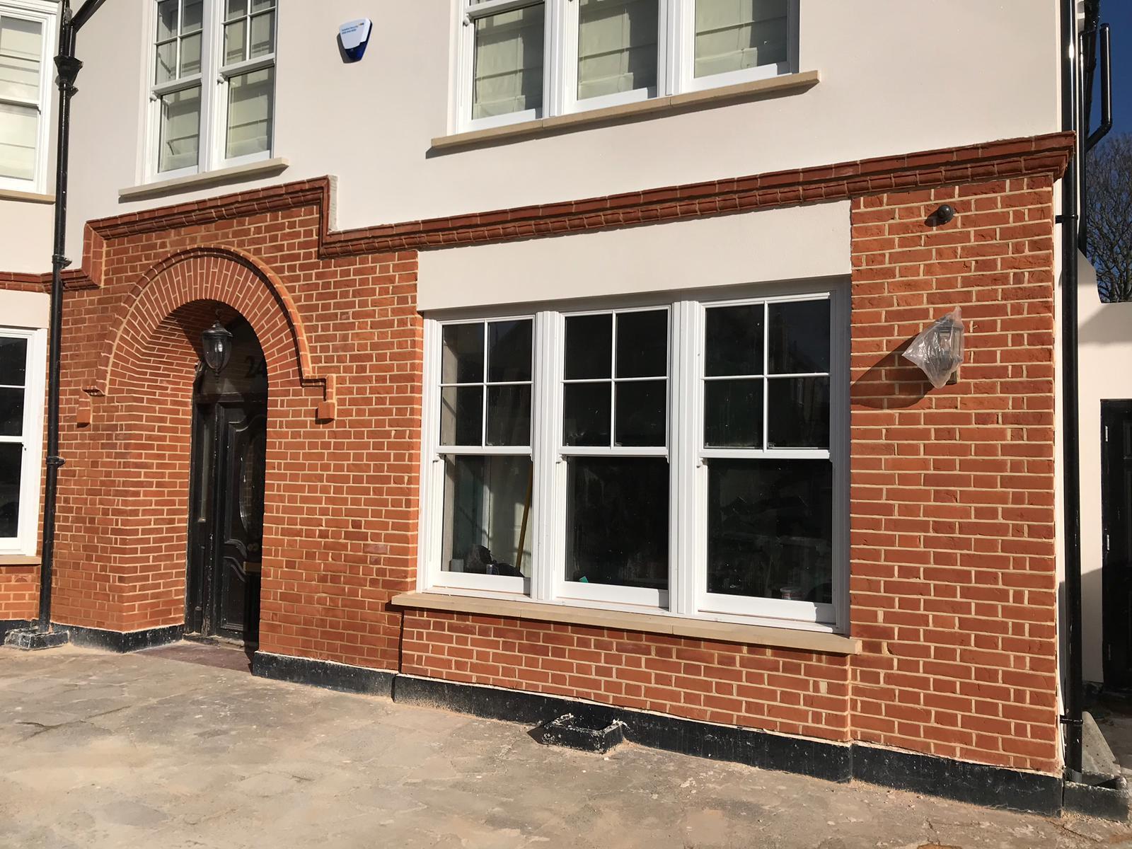 Brick Restoration Project 3 - After