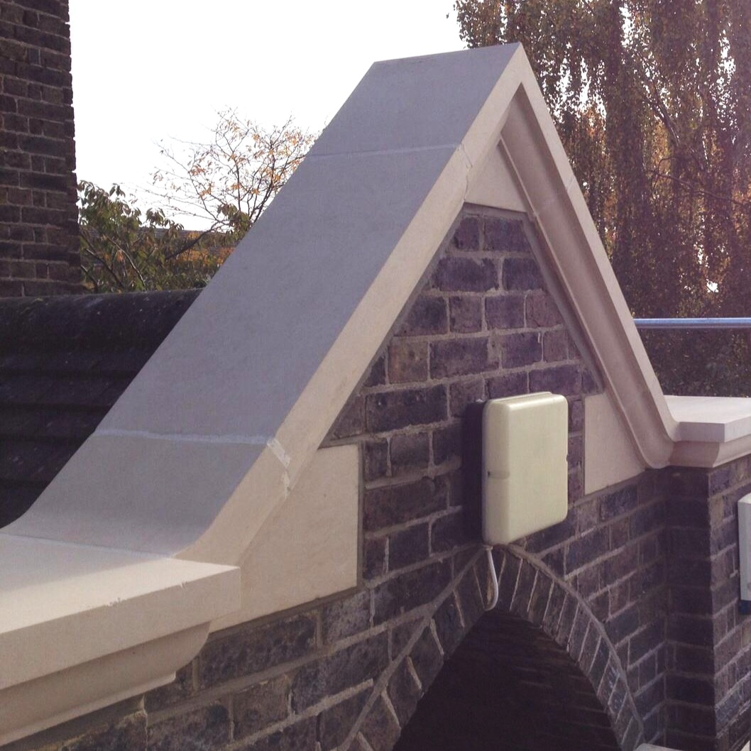 ARCHITECTURAL STONEWORK REPAIRS AND RESTORATIONS - We specialise in Architectural stonework restoration and repairs. Where repairs cannot be carried out successfully we can supply and fit both real stone,and artificial stone to the customers specification.