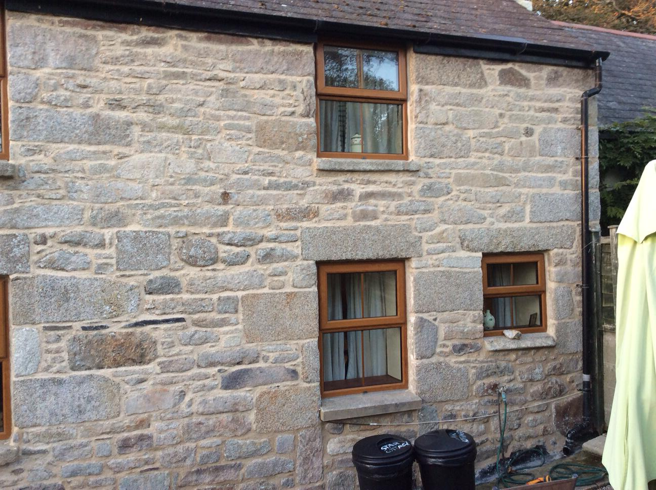 Stone Replacements and Restoration Project 8 - After