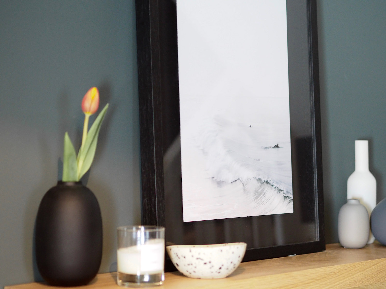 10 lumitrix print on hallway shelf.jpg