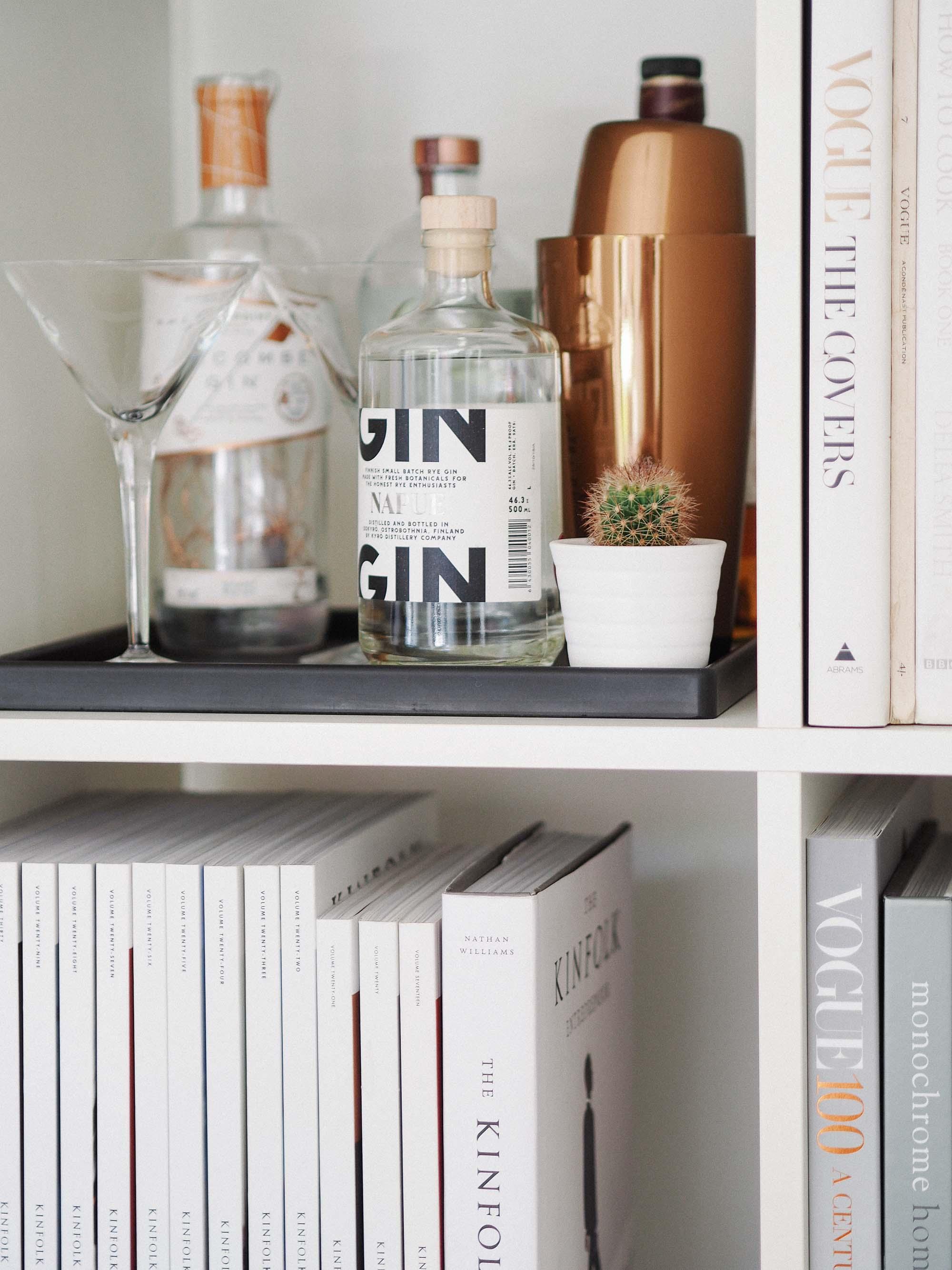 2 small bar set up inside a bookcase.jpg