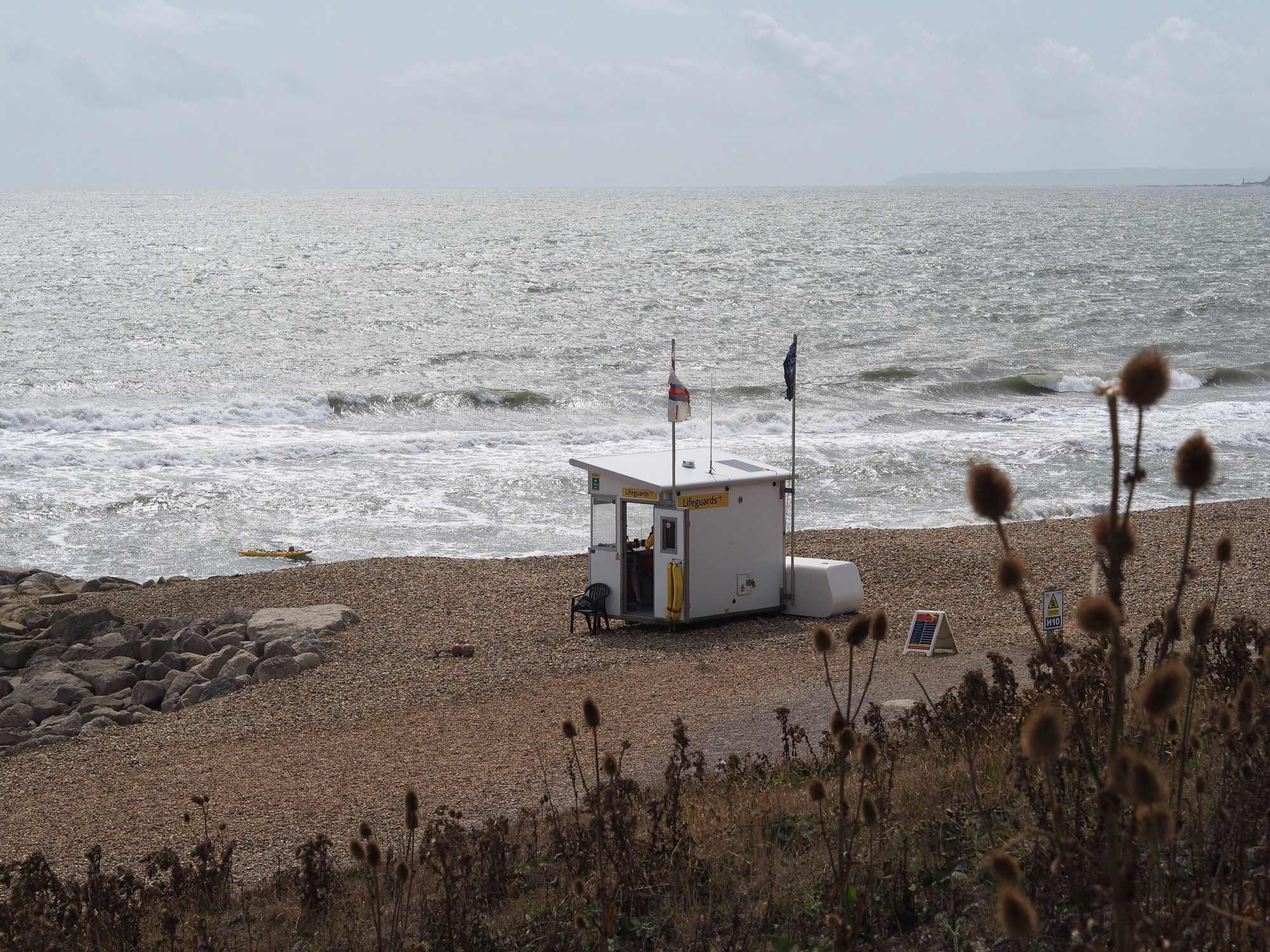 3 lifeguard-hut-on-Dorset-beach.jpg