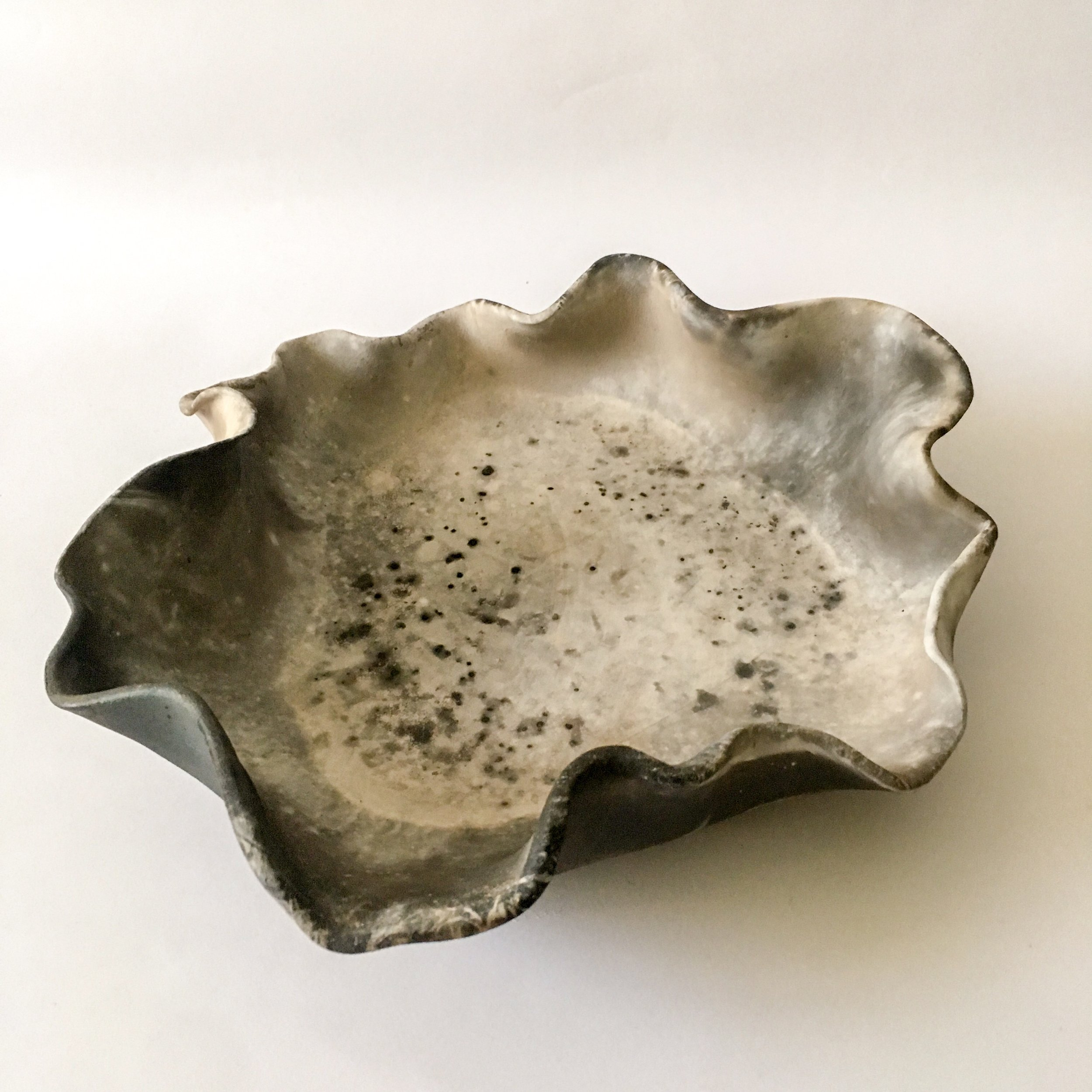 Fellow Flamworks ceramicist  Leigh Mason  will also be there
