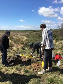 Digging on Creusa Down