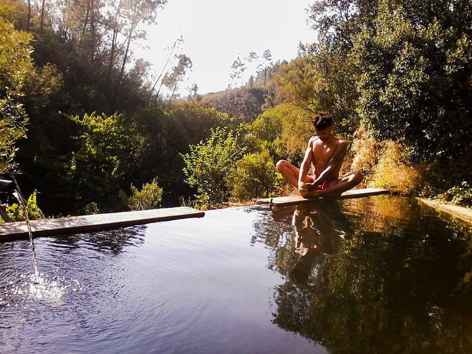 Yoga holiday Portugal