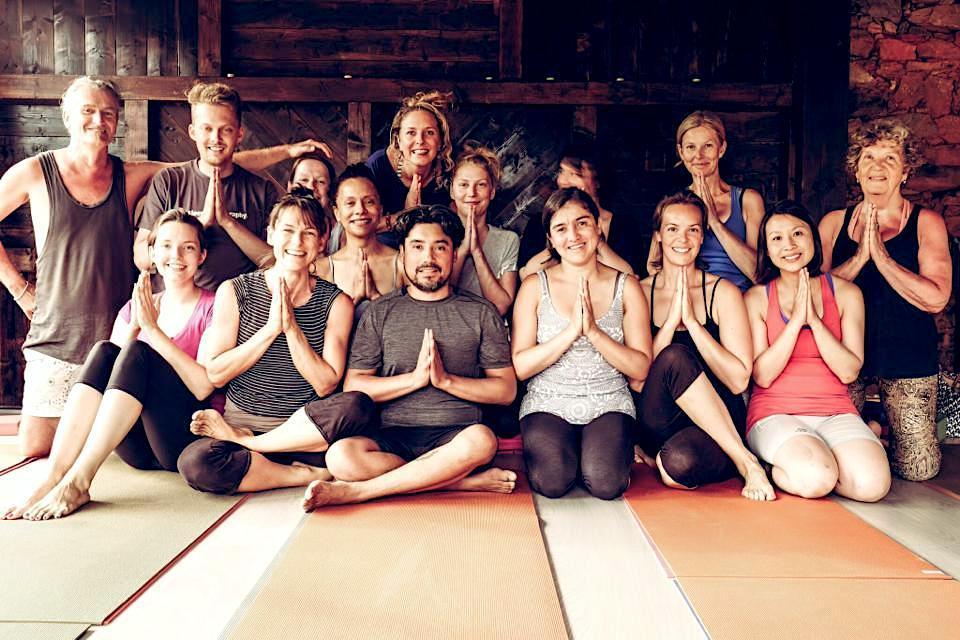 Best yoga retreat Europe