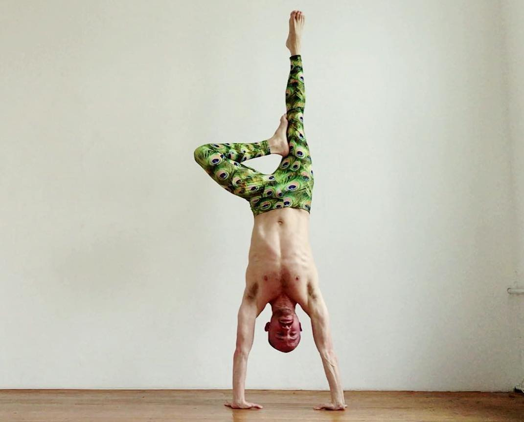 Yoga retreat with Tom Barber