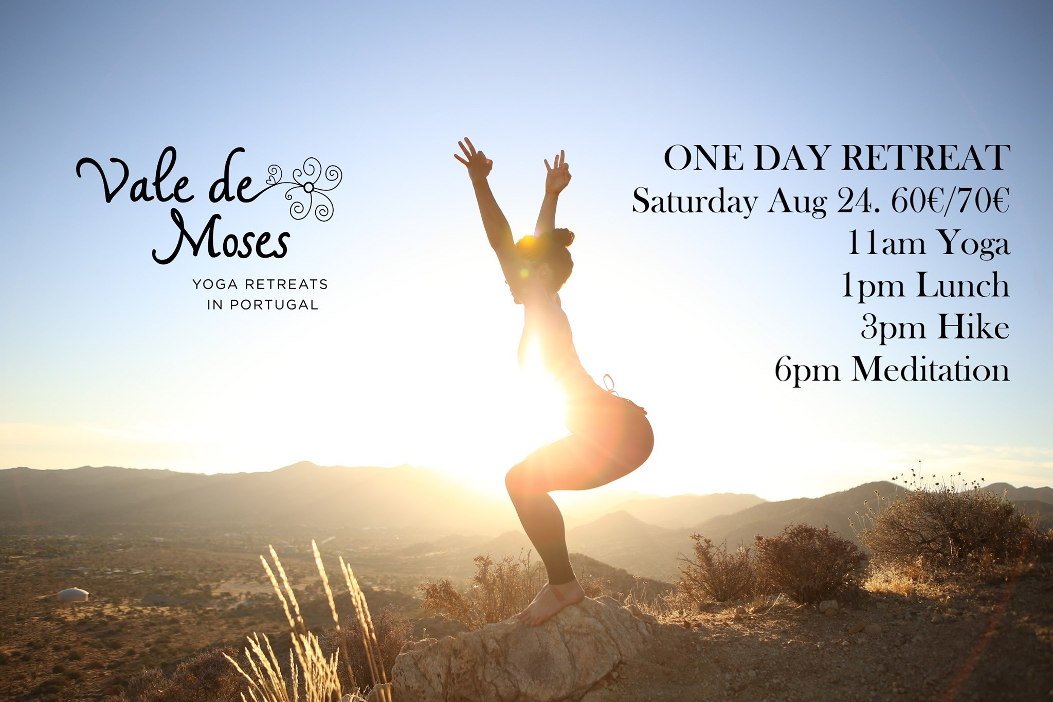 Yoga retreat with Mars Gossi