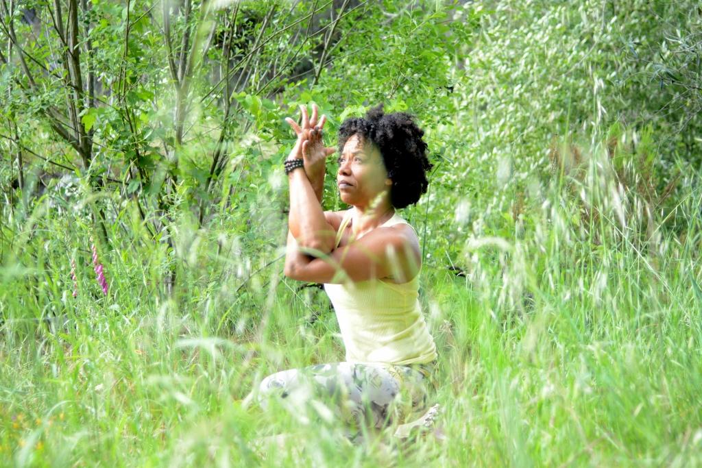 Yoga retreat with Fleur van Hille