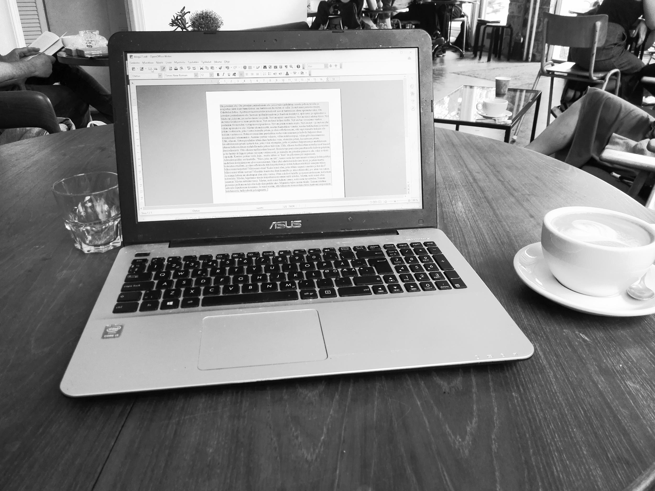 metafiktiivinen kahvikuppini kahvila loputtoman kauniina intohimosta hellyydestä lemmi henrik.jpg