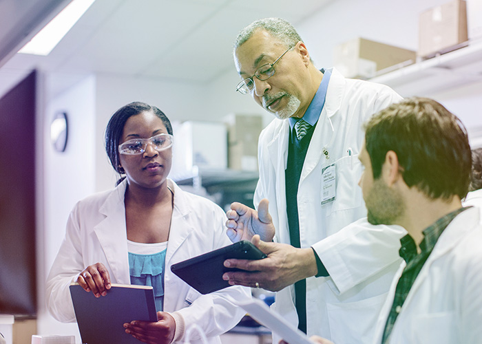 - In the ideal setting the interval between patient and health system dialogue would be faster and capture more real-time information, to ensure that changes to the regimen reflected the patient's true progress.