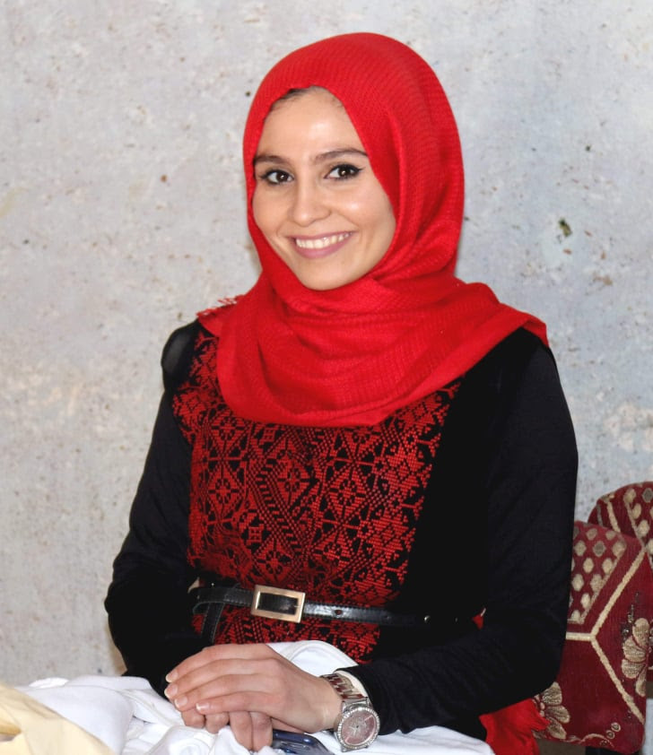 Ahed Sufian Abdullah - Vice President (Gaza)