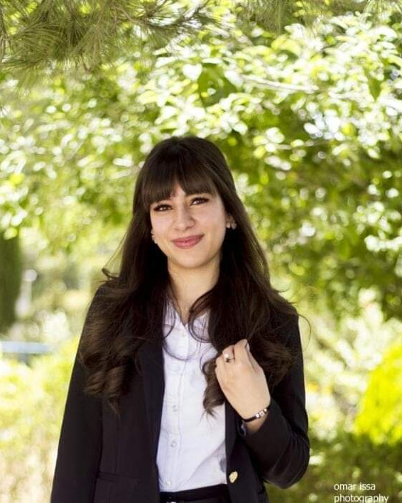 YASMIN - Yasmin is a 21-year-old law student from East Jerusalem, in her graduation year at Birzeit University. Since December 2017 Yasmine has been a volunteer at Zimam, where she is a member of the Youth Advisory Council and participated in the Young Leaders Training. She is also a member of the Price Media Law Moot Court team at Birzeit University, a member of Jerusalem's families forum, a member at Popcorn Initiative in Birzeit University, and a volunteer and peer educator at the Palestinian Family Planning and Protection Association (PFPPA) in Jerusalem for more than three years. After becoming a volunteer and a peer educator, Yasmin progressed in voluntary work in the fields of Sexual Reproductive Health & Rights (SRH&R), gender-based violence, and adolescent health and wellbeing. In addition, she participated in many local and international youth workshops and conferences.