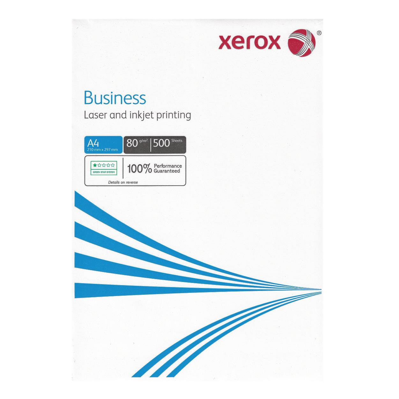 Xerox Business 80gsm 500 sheets  £5.49