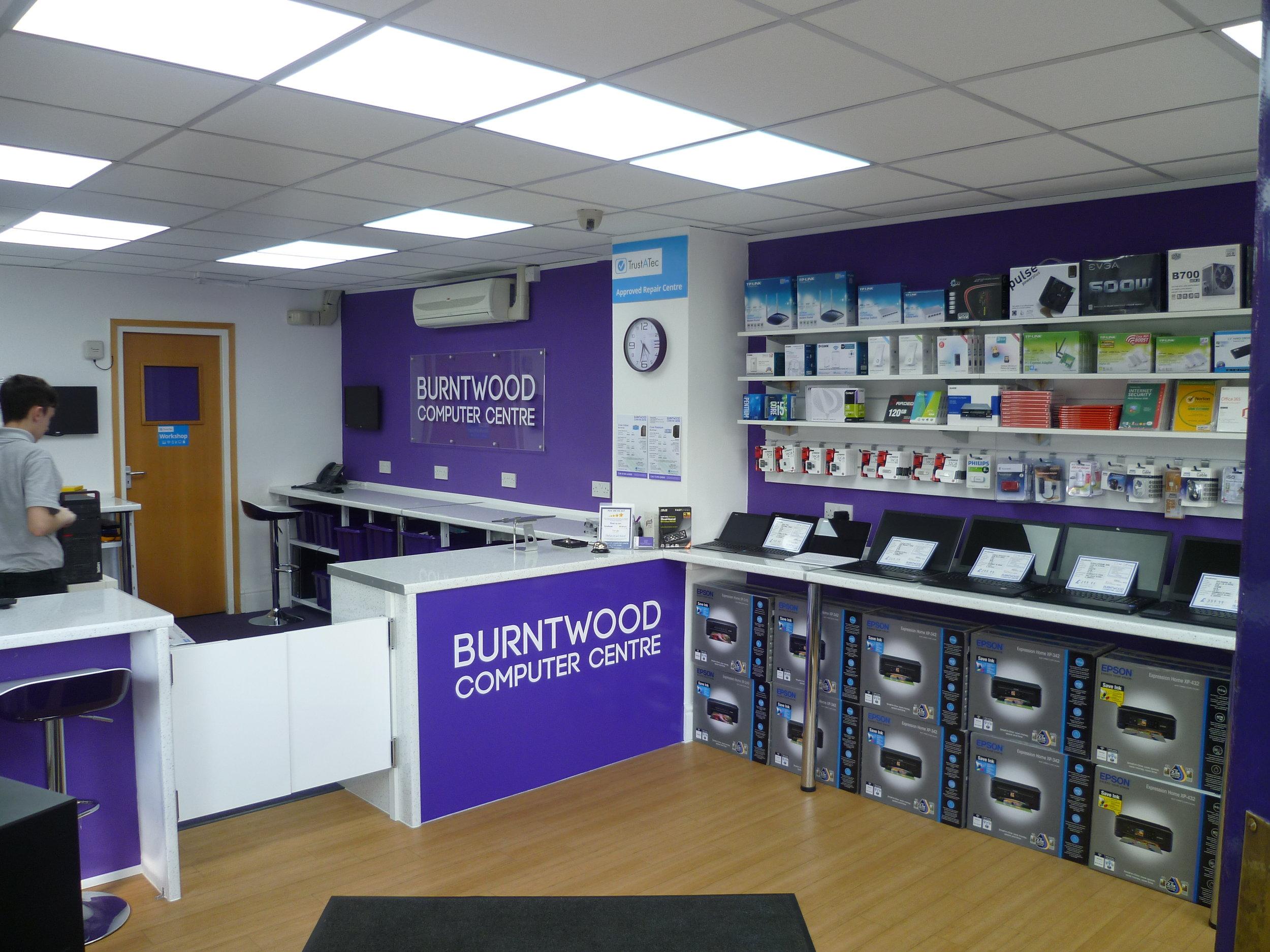 lichfield computer shop