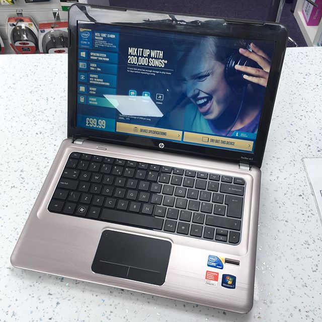 Looking for a cheap and portable laptop? This refurbished Windows 7 machine might be for you. From just £99.99 it can be used to run old software that requires windows 7, or even just a place to store and view photos and videos.