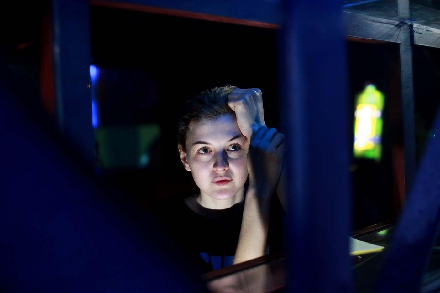 Tasia Pleshivtseva - Casting Assistant