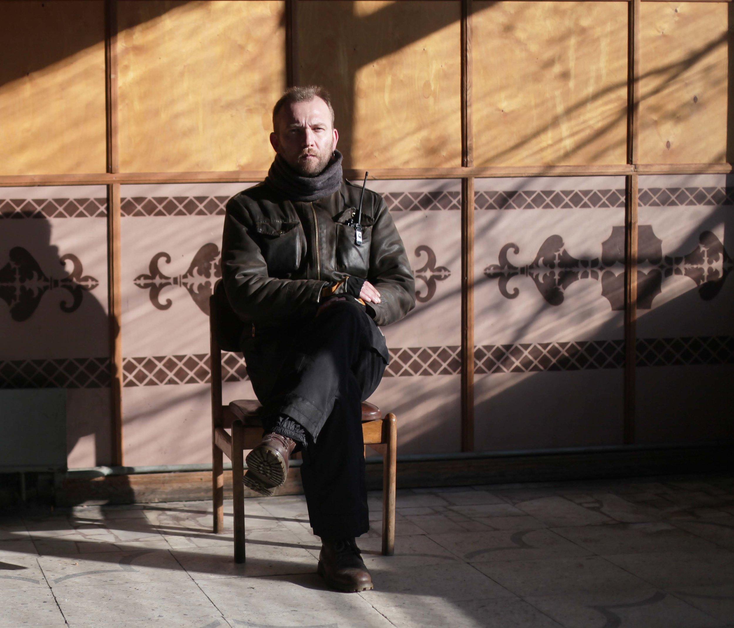 Andrii Nidzelskyi - Sound Designer