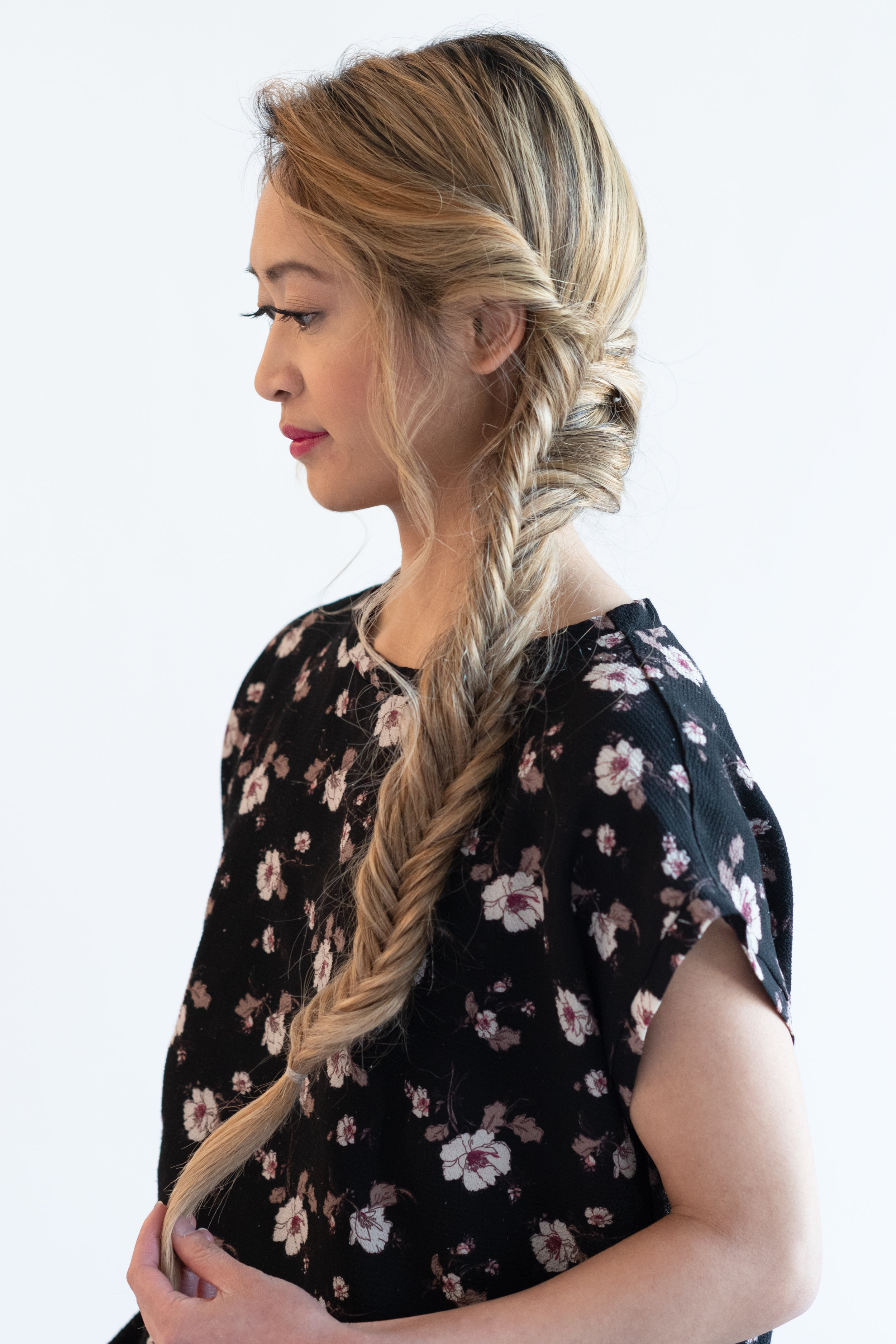 GO FISH. fishtail, or any braid, for effortless beauty on-the-go on your way to the boardwalk for the day.