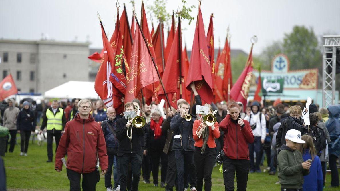 Fagforeninger -