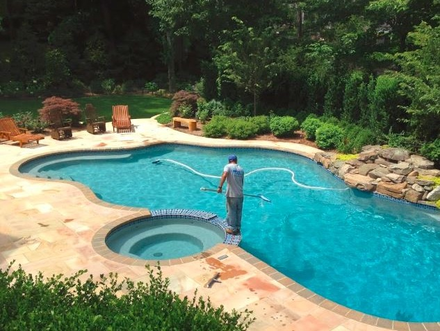 ALL INCLUSIVE SEASON - The season all inclusive quote includes opening, closing, maintenance and all chemicals for your entire pool season. The season all inclusive package is paid, in full, at the start of the season. Call us today for a Season All Inclusive Quote!          201-203-0300