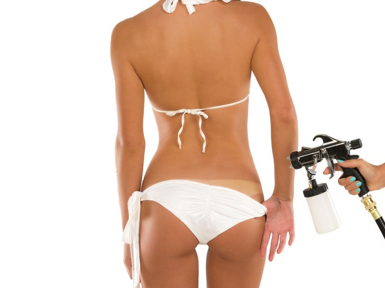 spray tanning tysons
