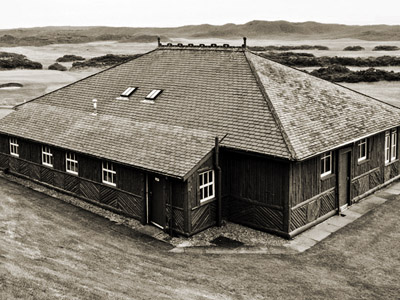 CRUDEN BAY GOLF CLUB  Cruden Bay, Scotland