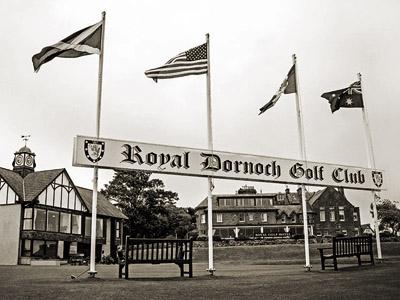 ROYAL DORNOCH GOLF CLUB  Dornoch, Scotland