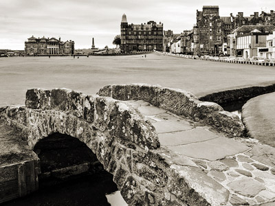 ST ANDREWS | THE OLD COURSE  St Andrews, Scotland