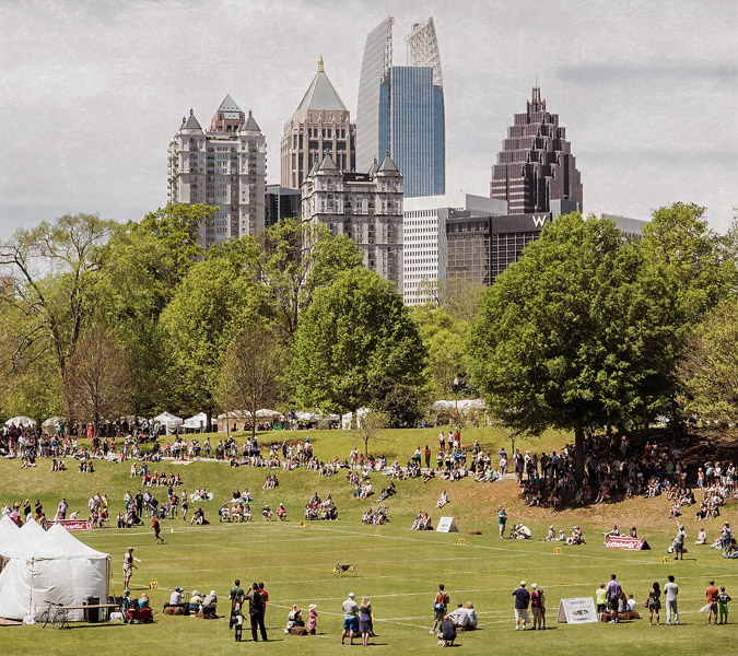 The Dogwood Festival | Piedmont Park | Atlanta, GA