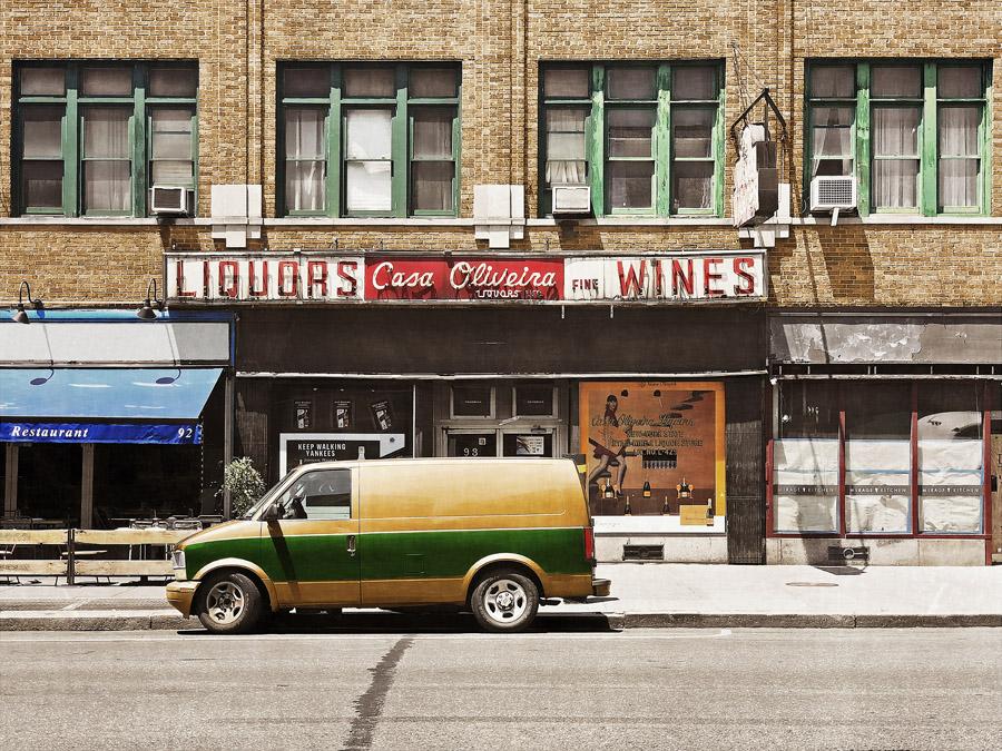 Suspicious Vans  |  Greenwich Village  |  NYC
