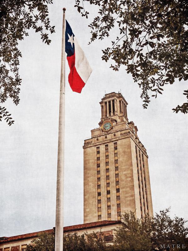 UT Tower  |  The University of Texas | Austin, TX