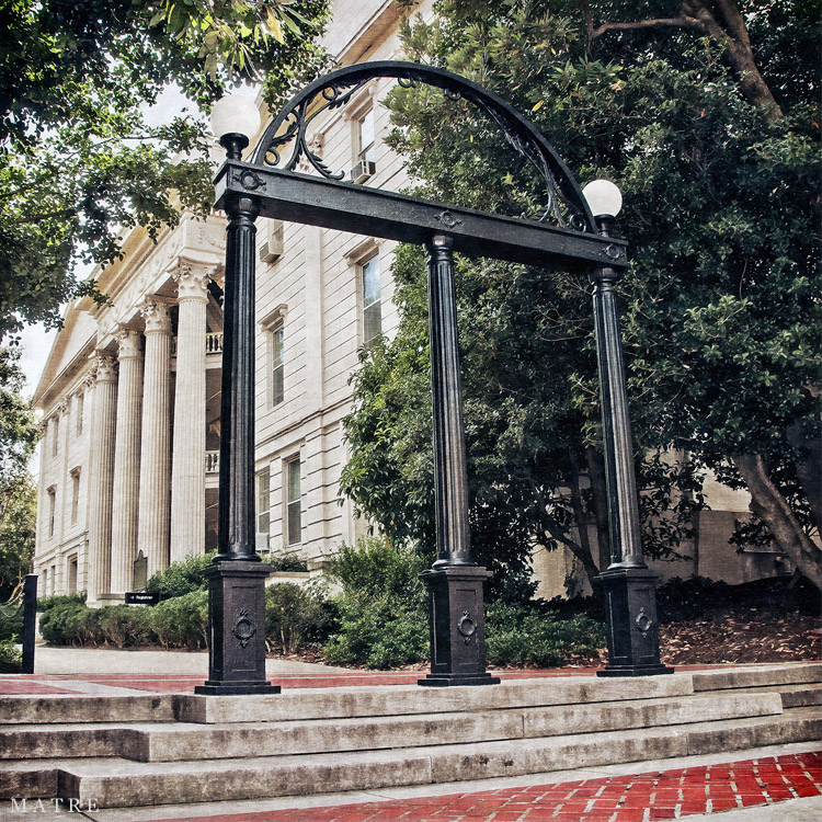 The Arch | UniversIty of Georgia | Athens, GA