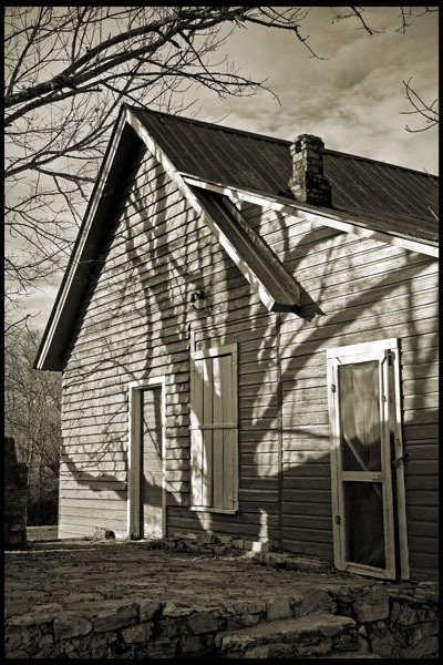 The Prater Houe | Whitfield County, GA