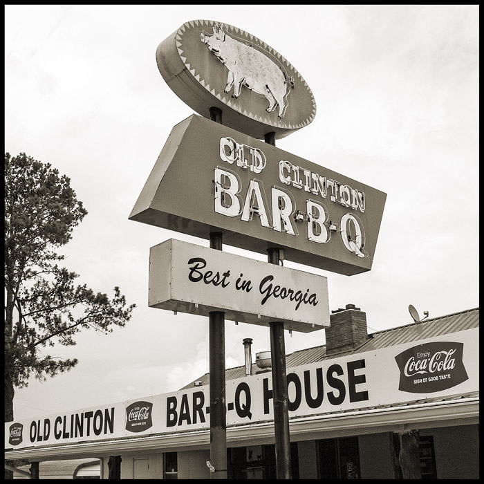 Old Clinton Bar-B-Q | Gray, GA