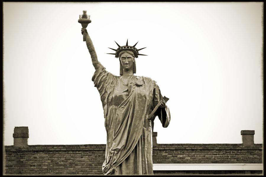 Statue of Liberty | McRae, GA