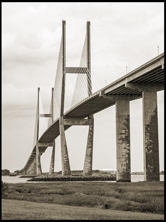 Sidney Lanier Bridge | Brunswick, GA