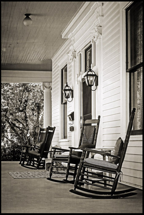 Rocking Chairs | South Georgia