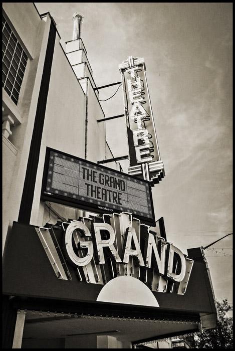 The Grand Theatre | Fitzgerald, GA