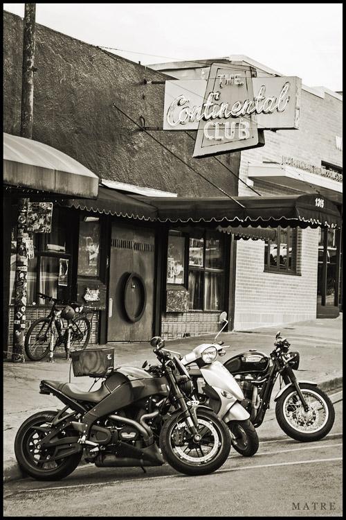 The Continental Club | Austin, TX