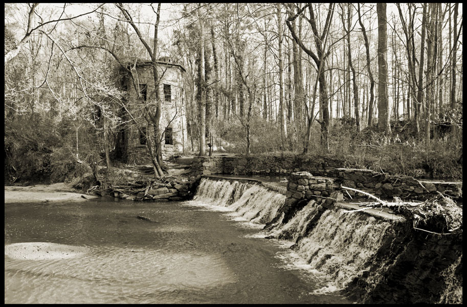 South Fork | Peachtree Creek